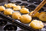 明石焼(玉子焼)②